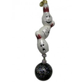 Christopher Radko Smarty- Pins Ornament
