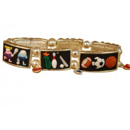 Bowling & Other Sports Bracelet