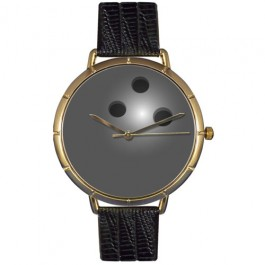 Bowling Lover Print Watch