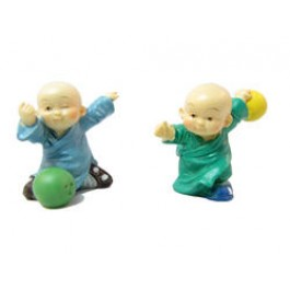 RIGHTY/LEFTY Bowling Babies Collectible