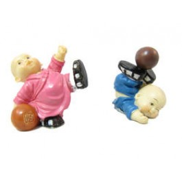 TRICK SHOT Bowling Babies Collectibles