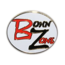 Bohn Zone Lapel Pin