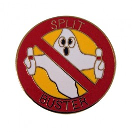 Split Buster Lapel Pin