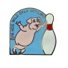 Wild Hog Lapel Pin