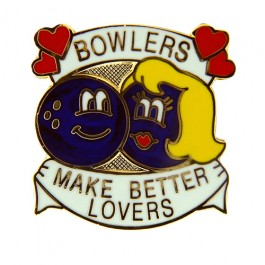 Better Lovers Lapel Pin