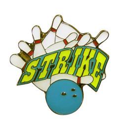 Strike Lapel Pin