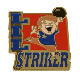 Lil' Striker Boy Lapel Pin