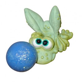 Gutterhopper Grasshopper Bowling Collectible