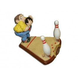 Split Bowling Collectible
