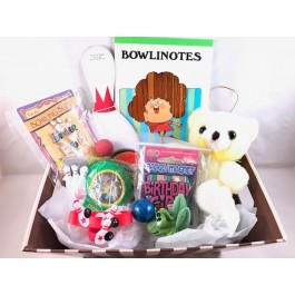Little Princess Bowling Pin Party Package