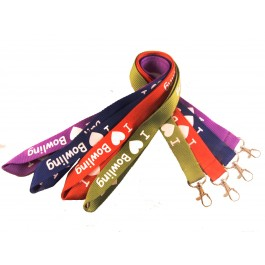 Bowling Lanyard - Single
