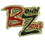 Gold Bohn Zone Lapel Pin