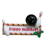Happy Holidays Sign Ornament