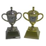 Trophy Cup Clock