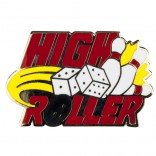 High Roller Lapel Pin