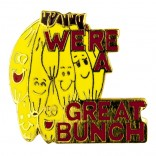 Great Bunch Lapel Pin