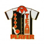 Team Player Lapel Pin