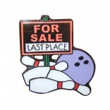 Last Place Lapel Pin
