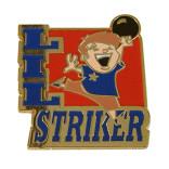 Lil' Striker Boy Lapel Pin