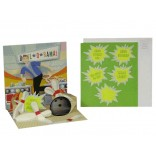 Bowling Pop Up All Occasion Card