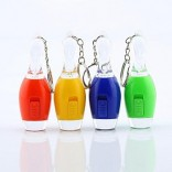Bowling Pin Flashlight Keychain (Pack of 4 pcs)