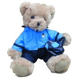 Gutter Bowling Bear
