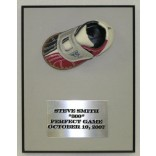 Bowling Shoe Engravable Plaque