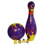 Bubble of Bowling Fun Package