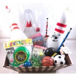 Boys Birthday Bowling Basket
