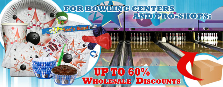 Upto 60% Wholesale Discount on Bowling Gifts